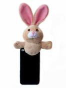 Shutter Huggers BUN003 Mini Shutter Hugger for Portable Video Devices, Bunny