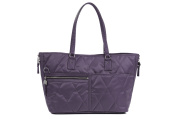 Danzo Nappy Bags Lexington, Orchid with Slate Interior