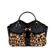 Mia Bossi Caryn Nappy Bag, Leopard