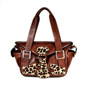 Mia Bossi Maria Nappy Bag, Leopard
