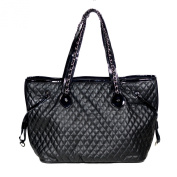 Mia Bossi Quilted Nappy Bag, Emma