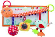 Kaloo My Pram Activity Toys, Caterpillar