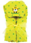 AM PM Kids! Hooded Towel, Tiger, 0-2T