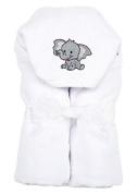 AM PM Kids! Hooded Towel, Elephant, 0-2T