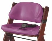Keekaroo Comfort Cushion Set, Raspberry