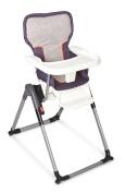 Delta Children Elite Fold High Chair, Urban Edge