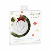 Tiny Ideas Baby's Handprint Ornament Footprint Maker