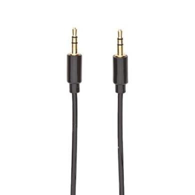 Tech.Inc Aux Cable 3.5mm-3.5mm Black 1m