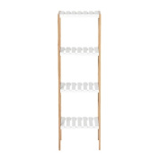 Sort It Bamboo Shelf 4 Tier