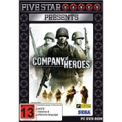 PC Games Company of Heroes Fivestar