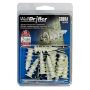 Cobra Wall Driller Nylon 4mm 10 Pack