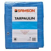 Samson Tarpaulin Blue 70gsm 1.8m x 2.4m