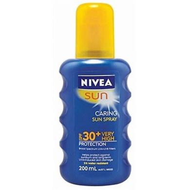 Nivea Sun Spray SPF30+ 200ml