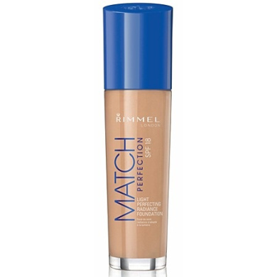 Rimmel Match Perfection Foundation Light Nude