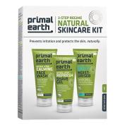 Primal Earth Mini Skincare Kit 3 Pack