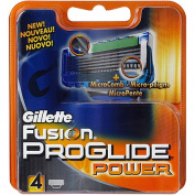 Gillette Fusion ProGlide Power Razor Cartridge 4 Pack