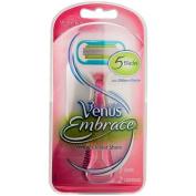 Gillette Venus Embrace Pink Razor