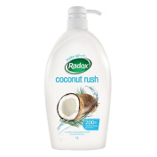 Radox Coconut Rush Shower Gel 1L