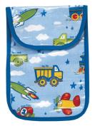 AM PM Kids! Nappy Clutch, Planes/Trains/Autos