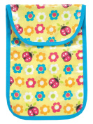 AM PM Kids! Nappy Clutch, Ladybugs and Flowers