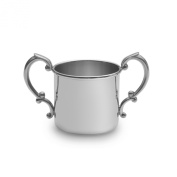 Empire Double Handle Sterling Heavy Baby Cup