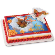 Planes 2 Air Attack Team Cake Topper Decoration