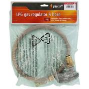Regulator Pol & Hose Assembly