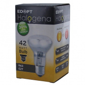 Edapt Halogena R63 E27 42W