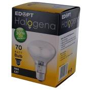 Edapt Halogena R80 E27 70W