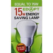 Edapt Lightbulb Mini 3U R80 E27 15W