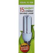 Edapt Mini Energy Saver 3U 15W Bayonet Cap