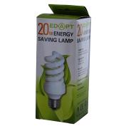 Edapt Mini Energy Saving Bulb 20W E27