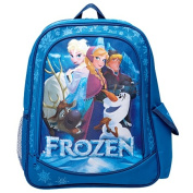 Frozen Family Insulated Backpack Blue One Size