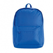 H & H Essentials Backpack Blue One Size