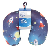 Intrepid Boys' Travel Pillow Multi-Coloured One Size