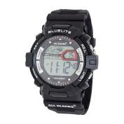 All Blacks All Blacks Men's Multifunction LCD Watch Black