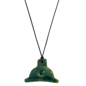 Jade Whistle Pendant
