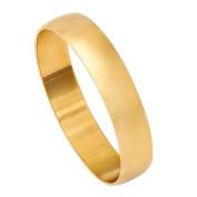 9ct Gold Half Round Wedding Ring