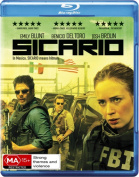 Sicario (Blu-ray/UV) [Region B] [Blu-ray]