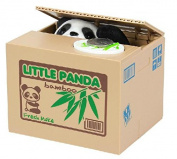 eSmart Chatora Cat Itazura Piggy Bank Automated Cute Cat Paw Hand Monster Stealing Coin Savings Box ...