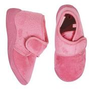 Basics Brand Kids' Teddy Slippers