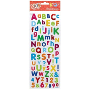 Stickers Laser Backing Assortment