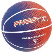 Fivestar Basketball Size 7