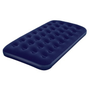 Best Way Flocked Air Bed Twin