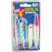 Pro Hunter Fishing Lures Salt Water/Fresh Kit Light