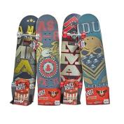Last Exit Skateboards Assorted 80cm