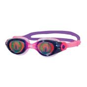 Zoggs Demon Junior Goggles Pink