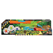 Zuru X Shot Bug Attack Eliminator 3 Bugs 8 Darts
