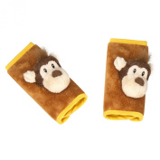 Animal Planet 2 Count Strap Covers, Monkey