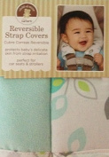 Carters Reversible Strap Covers